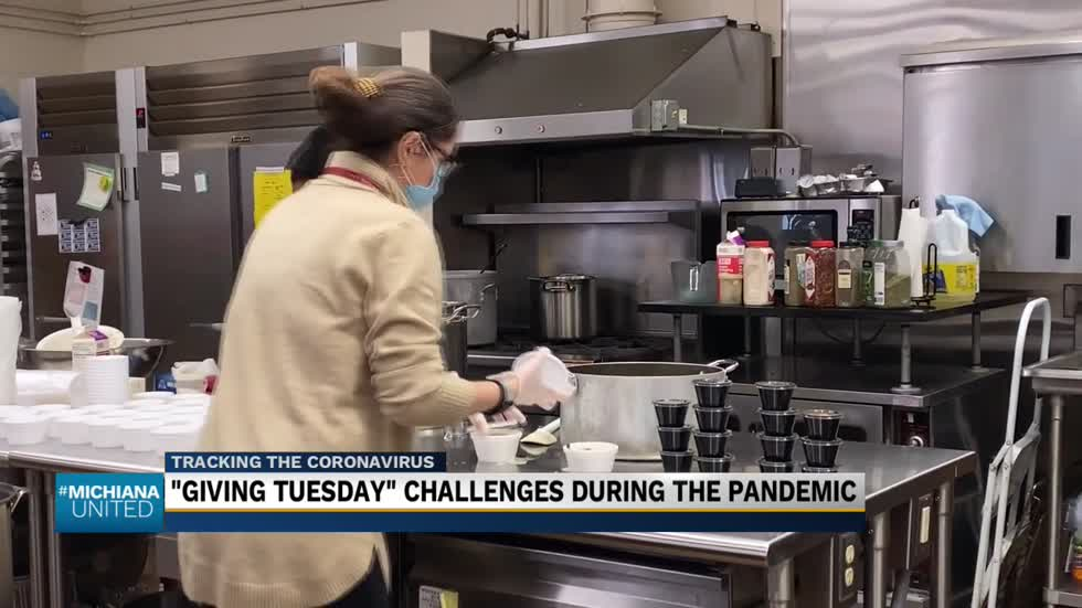 """Giving Tuesday"" challenges during the pandemic"